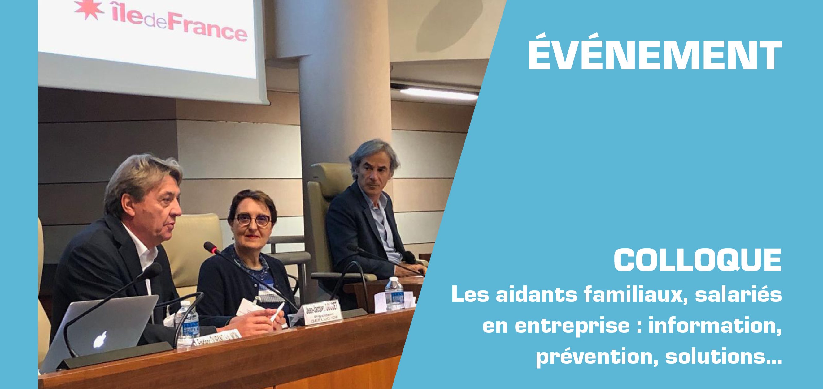 GEFLUC Newsletter Colloque Aidants CR